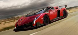 Lamborghini Veneno — уже и родстер