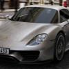 Объявлен ценник на Porsche 918 Spyder для разных стран