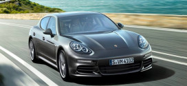 Porsche Panamera Turbo S. Известна цена