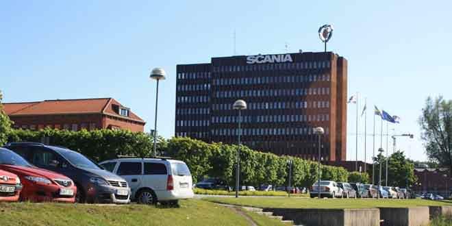 Шведы отчитались о квартальной прибыли Scania