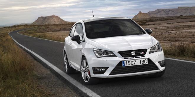 Тест-драйв SEAT Ibiza Cupra