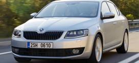 Skoda Octavia стала самой продаваемой моделью класса C в Украине