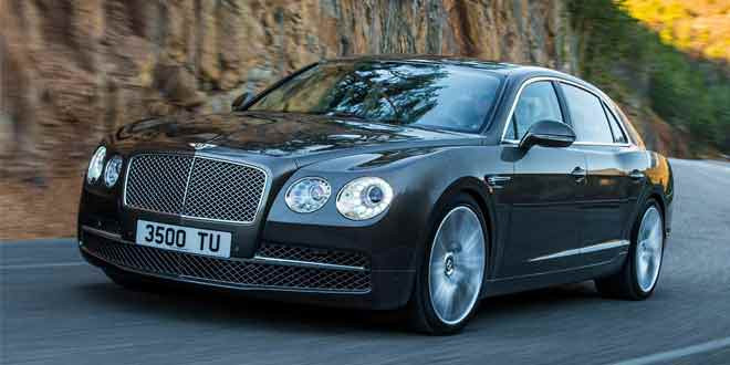 Volkswagen возобновил сборку Bentley Flying Spur в Дрездене