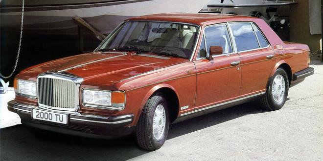Bentley Mulsanne. Неизменный флагман