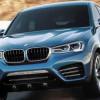 BMW X4 получит «подогретую» версия с дизелем