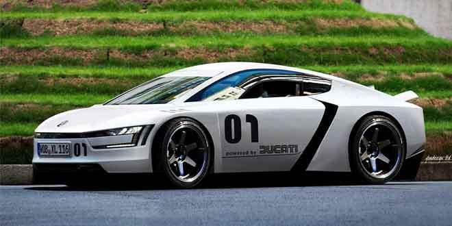 «Заряжённый» Volkswagen XL1 покажут весной