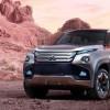 Новый Mitsubishi Pajero заглянул в будущее