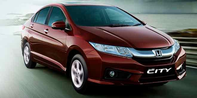 Honda показала в Индии новое поколение дешевого седана City