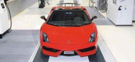 Lamborghini прощается с Gallardo