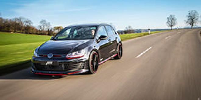 Тюнинг-ателье ABT Sportsline выпустило пакеты доработок сразу для двух автомобилей Volkswagen