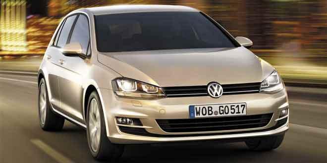 Volkswagen Golf VII стал «Автомобилем года» в Японии