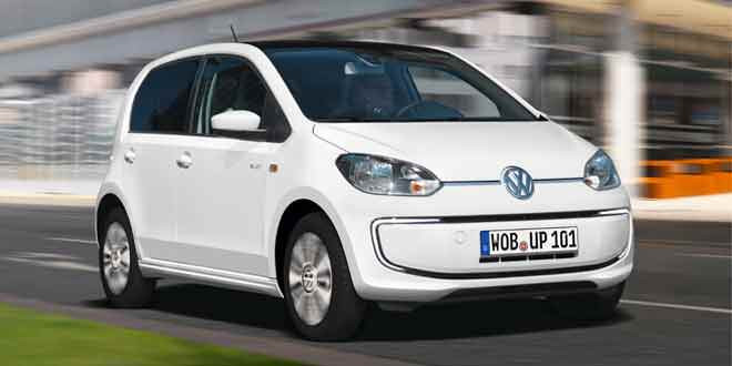 Volkswagen выпустил гибридную версию компакт-кара up!