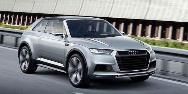 Компактной Audi Q1 решено быть к 2016 году