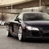 Дорестайлинговый Audi R8 с дисками PUR Wheels от SR Auto Group