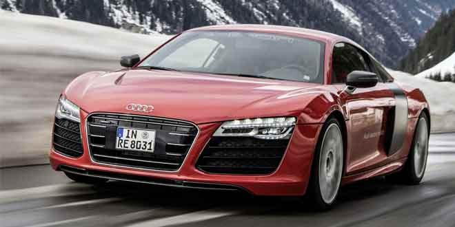 Audi R8 e-tron пойдёт в серию