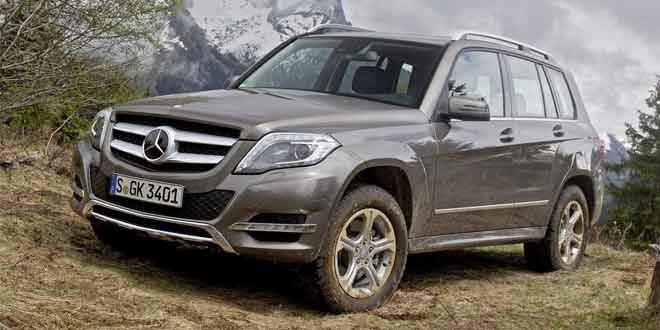 Рестайлинговый Mercedes-Benz GLK приехал в Украину
