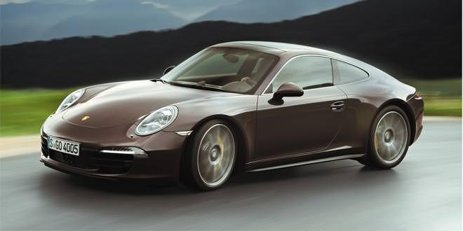 Porsche 911 Carrera 4S станет внедорожником