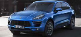 Porsche Macan к концу следующего года получит модификацию с «турбочетверкой»