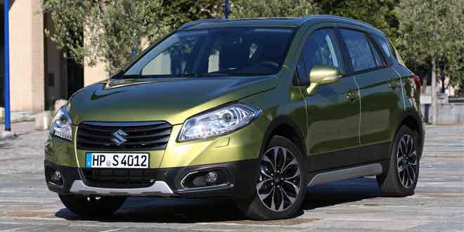 Объявлены цены на второе поколение Suzuki SX4 в Украине