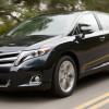 Toyota сообщает о массовом отзыве кроссовера Venza