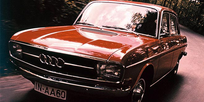 Audi F103 — жизнь после DKW F102. Предыстория Audi 80
