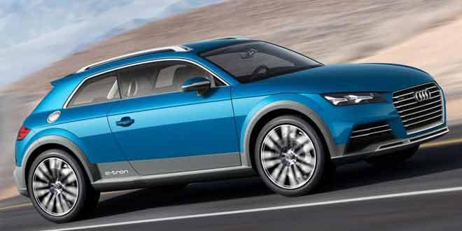 Известна вторая премьера Audi в Детройте — Allroad Shooting Brake Concept