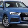 Audi начнет продажи компактного кроссовера Q3 в США