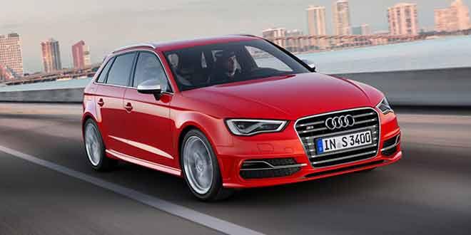 Audi выпустит более мощный вариант S3