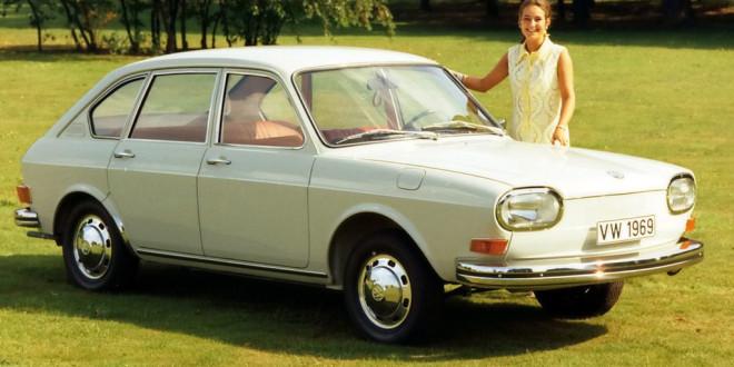 Большой провал VW Typ 4 перед большим успехом VW Passat