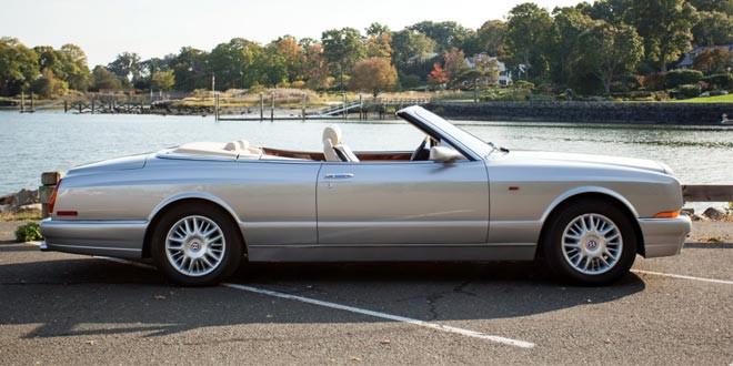 Bentley Azure. Для тех у кого все в «ажуре»