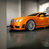 Bentley Continental GT в тюнинге по-японски