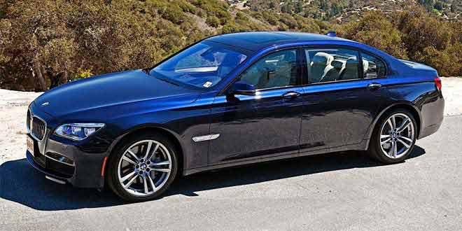 Выйдет новая модификация BMW 7-Series – 720i