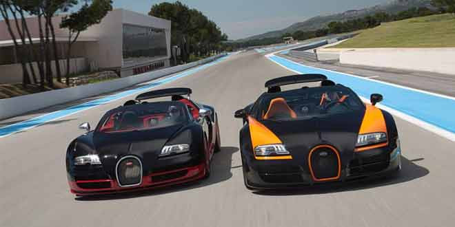 Bugatti не станет выпускать ни заряженный Veyron, ни серийный Galibier