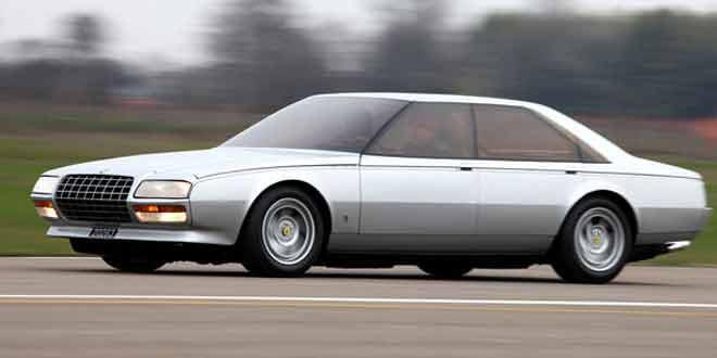 На продажу выставлен единственный в мире Ferrari Pinin