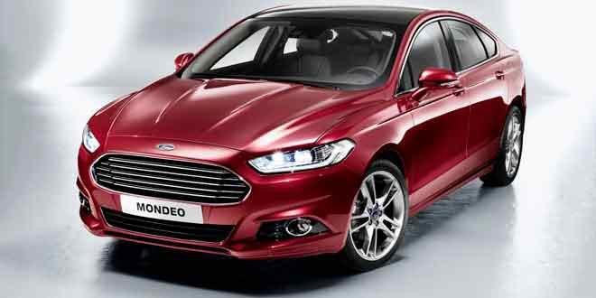 В Европу едет пятое поколение Ford Mondeo