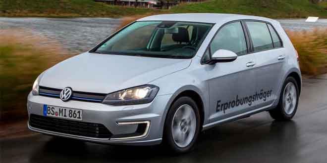 Volkswagen определился с названием для подзаряжаемого гибрида Golf