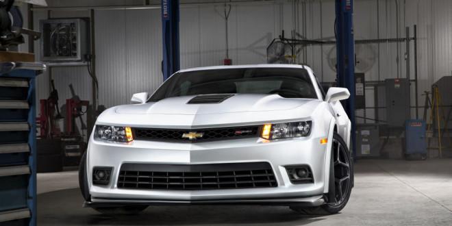 Весной в США стартуют продажи самого быстрого Chevrolet Camaro