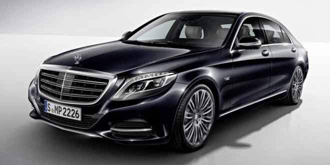 Mercedes официально представил новый «шестисотый»