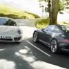 В Детройте покажут новый Porsche 911 Targa и спецверсию Porsche Cayenne Platinum Edition