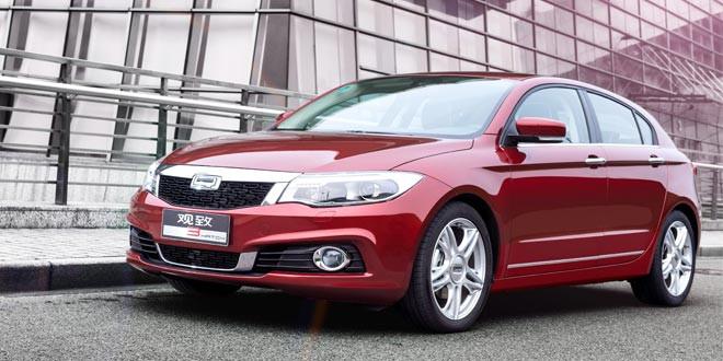 Модельный ряд китайско-израильского автопроизводителя Qoros пополнился второй моделью
