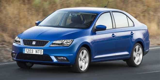 Продажи нового SEAT Toledo в Украине начнутся весной