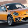Концепт VW Beetle Dune прибыл на выставку NAIAS 2014