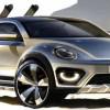 Volkswagen представит в Детройте вседорожный Beetle