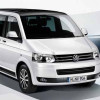 Вышла новая версия минивэна Volkswagen Caravelle
