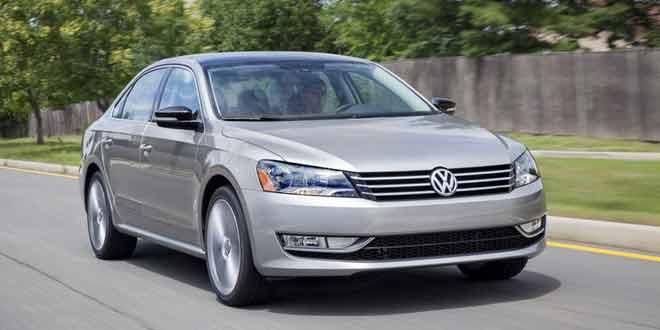 Официально представлен спортивный Volkswagen Passat