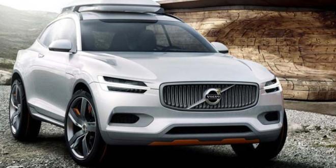 Рассекречена первая информация о новом кроссовере Volvo Concept XC Coupe