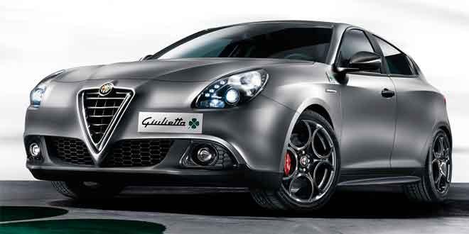 В Женеву едет новая «горячая» Alfa Romeo Giulietta