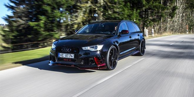 Тюнинг-ателье ABT Sportsline представило новую программу доработки для универсала Audi RS6-R