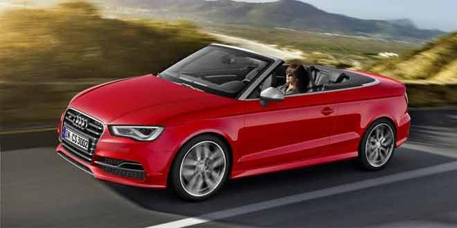 В рамках Женевского автосалона Audi покажет новый кабриолет S3