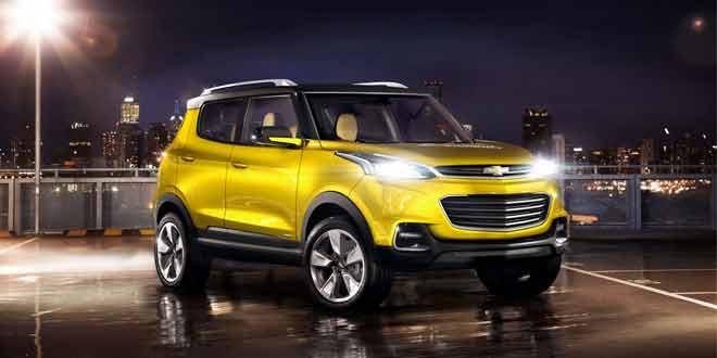 Модельный ряд Chevrolet пополнится конкурентом для Renault Duster